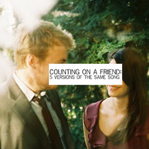 Counting on a Friend EP cover art