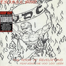 THE T.R.I.B.S.E.MAN/The Book Of Revelations-1998 cover art