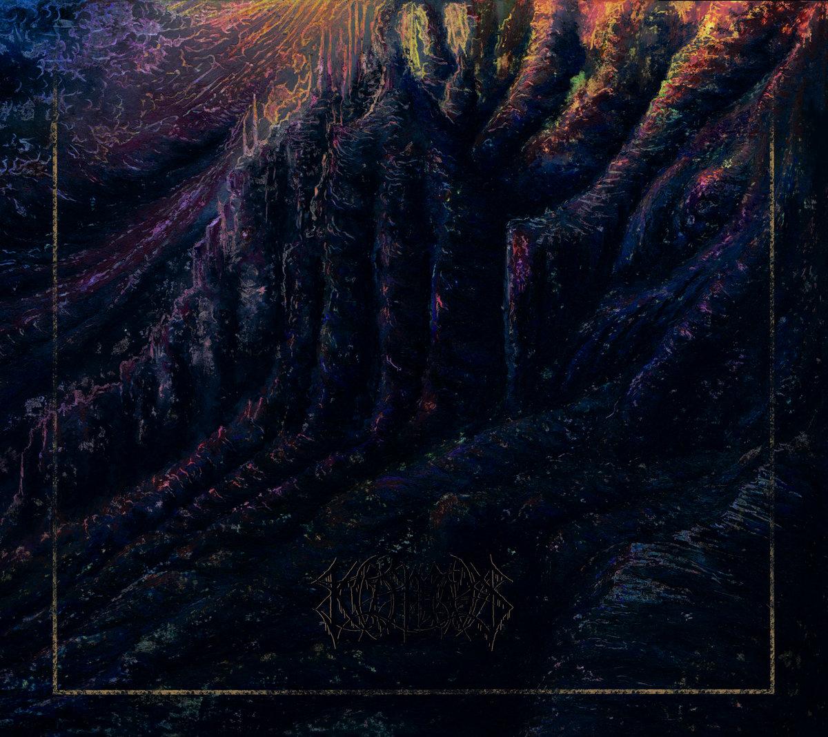 kosmos atmospheric black metal france le scribe du rock