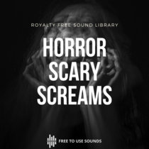Scary Scream Sound Effects Abandoned Military Air Base cover art