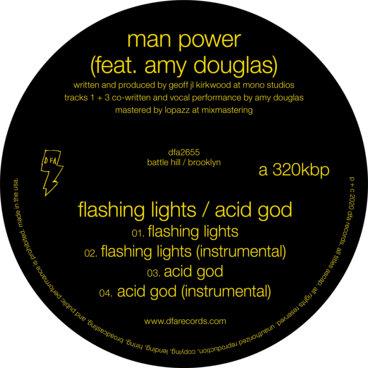 Flashing Lights / Acid God main photo