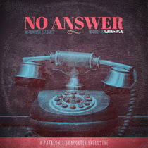 No Answer (Instrumental) 1st Draft cover art