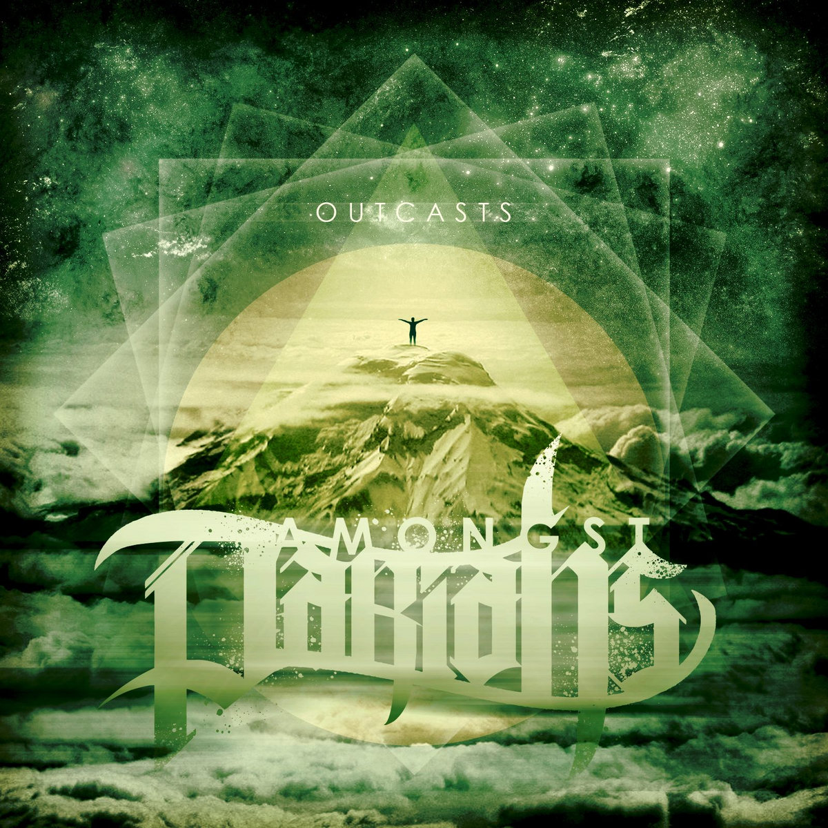 Amongst Pariahs - Outcasts [EP] (2015)