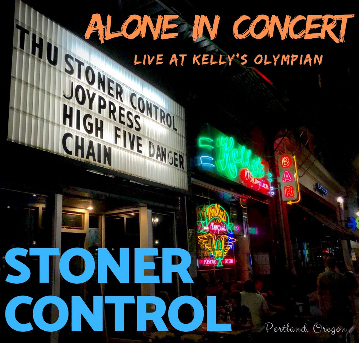 Hollywood Hills Stoner Control