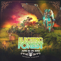 Electric Forest 2014 cover art