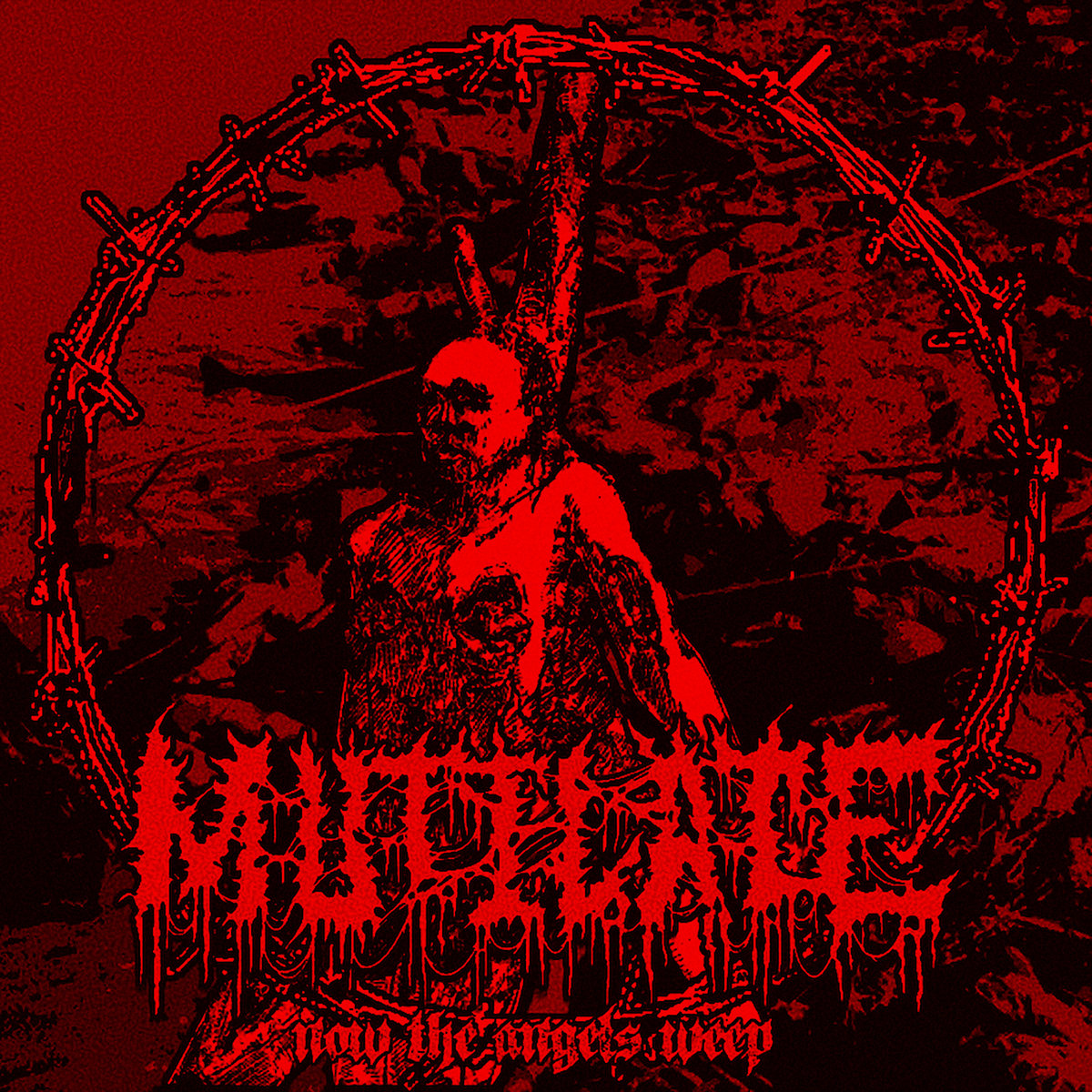 Mutilate - Now The Angels Weep [EP] (2018)