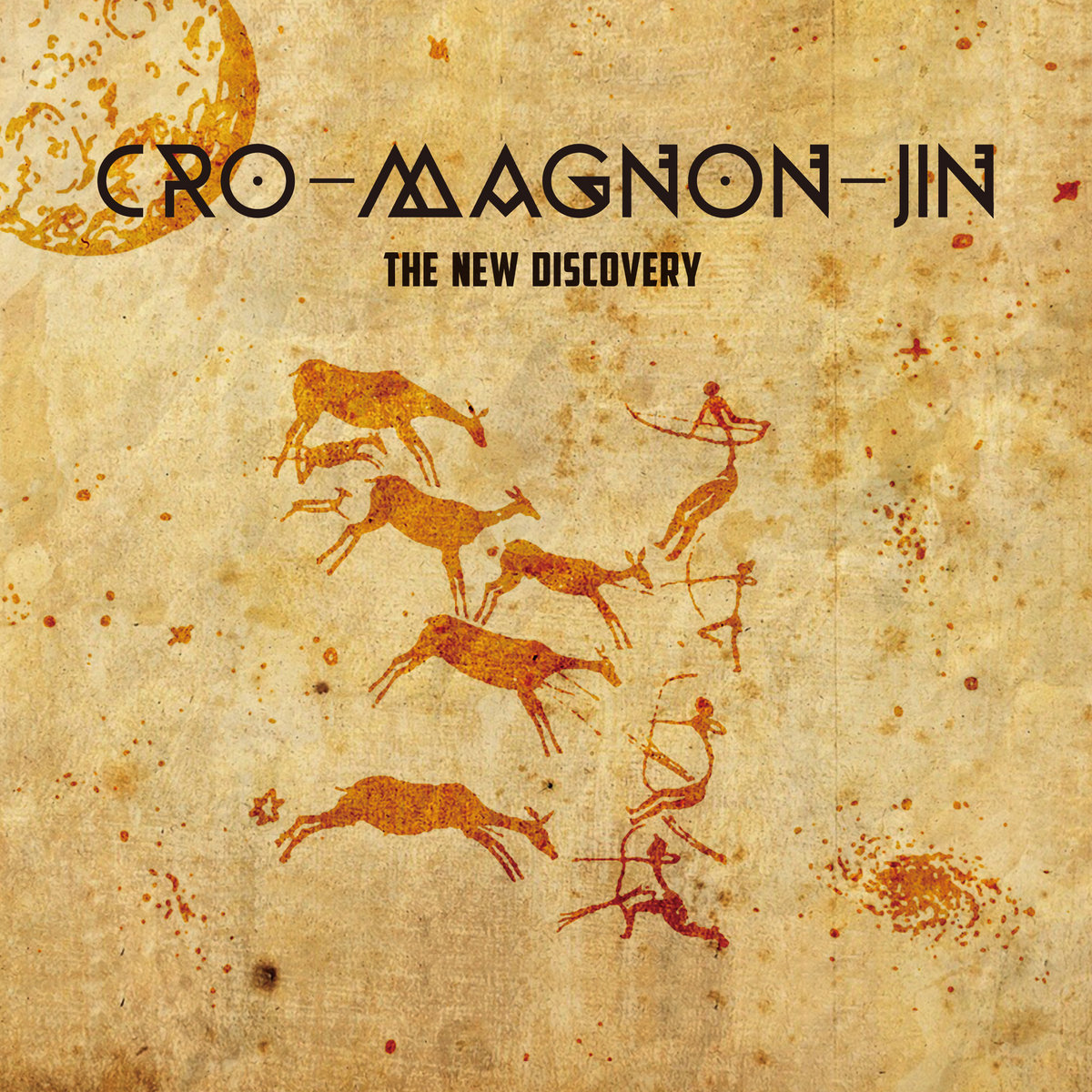 Cro-Magnon-Jin - The New Discovery (2016)