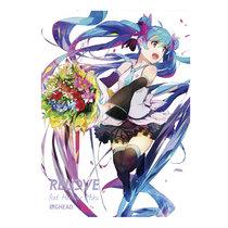 RELOVE feat.Hatsune Miku [Deluxe Edition] cover art