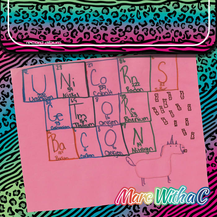 Unicorns Get More Bacon cover art