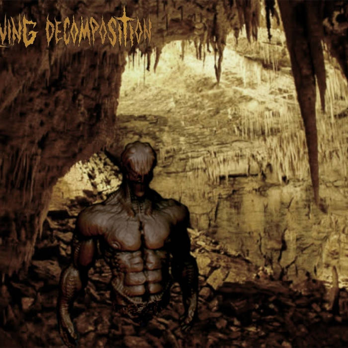 Living Decomposition - living decomposition cover art