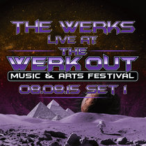 LIVE @ The Werk Out 2015 08.08.15 Set 01 cover art