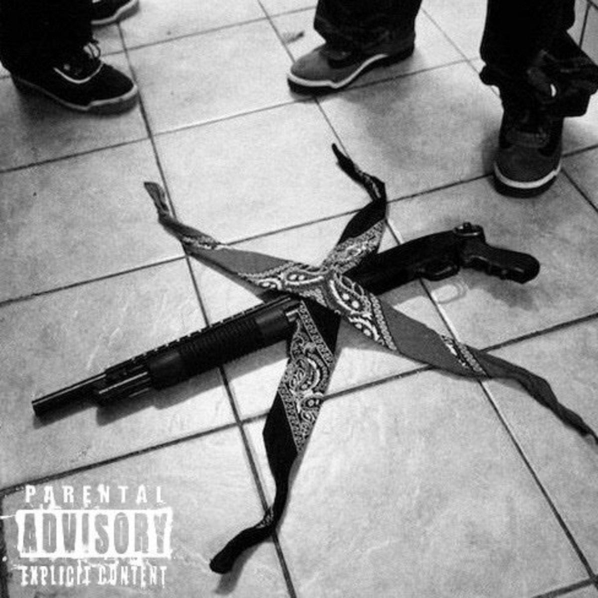 Bloodblixing - Maitre de Toute Mort AKA Argent EP
