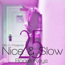 Nice & Slow 25 (Room Keys) cover art