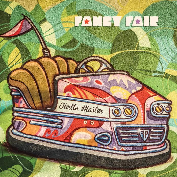 Fancy Fair cover art