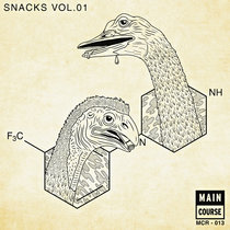 SNACKS: Volume 01 (MCR-013) cover art