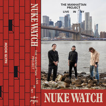 The Manhattan Project - Live In NY cover art