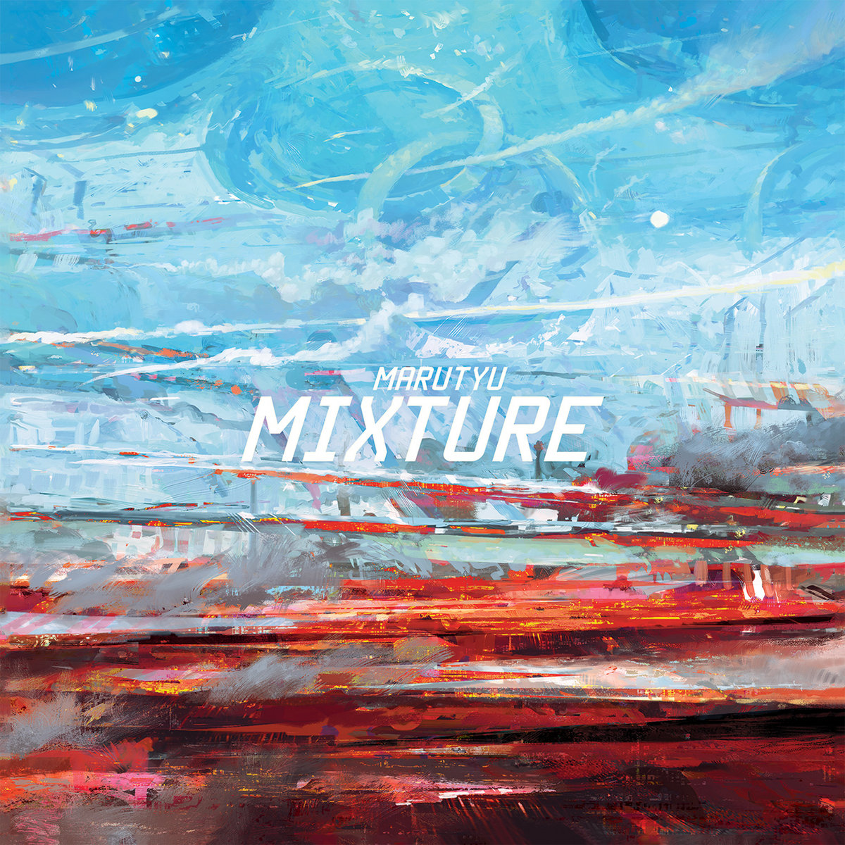 Marutyu - Mixture I [EP] (2017)