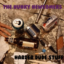 Harder Dude Stuff cover art