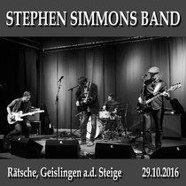 Live st Ratsche, Geistigen a.d. Steige 10.29.2016 cover art