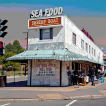 BENNING ROAD SHRIMP BOAT cover art