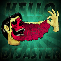 Hello, Disaster cover art