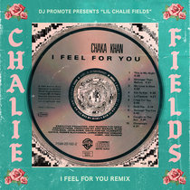 I Feel For You Remix cover art