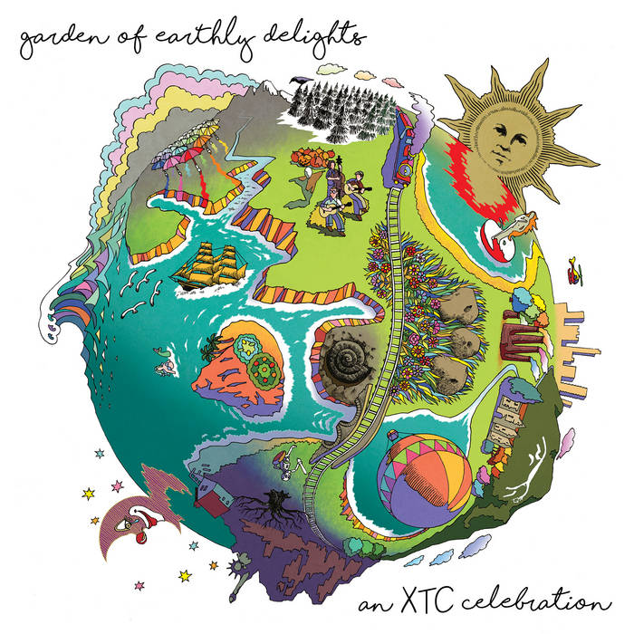 Buy VARIOUS ARTISTS – Garden of Earthly Delights: An XTC Celebration via Bandcamp