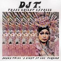 "DJ T. - Trans Orient Express (Adana Twins ""A Night At EGO"" Version) cover art"