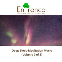 Deep Sleep Meditation Music V.3 cover art