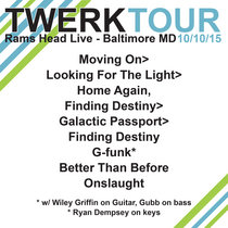 LIVE @ Rams Head Live - Baltimore, MD 10.10.15 cover art
