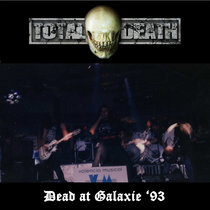 Dead At Galaxie '93 (Live) cover art