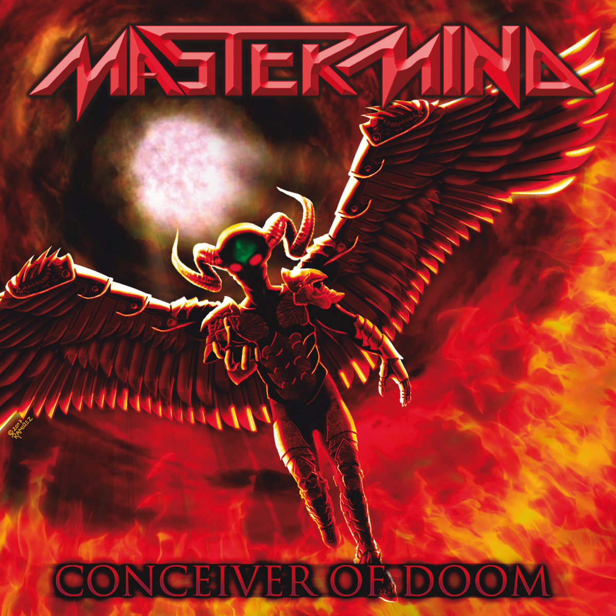 Resultado de imagem para Mastermind - Conceiver Of Doom
