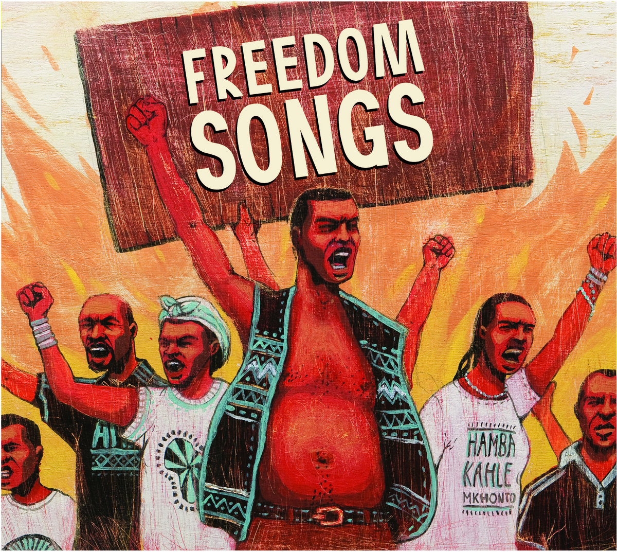"The robben island singers » about ""songs from south africa's."