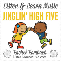 Jinglin' High Five cover art