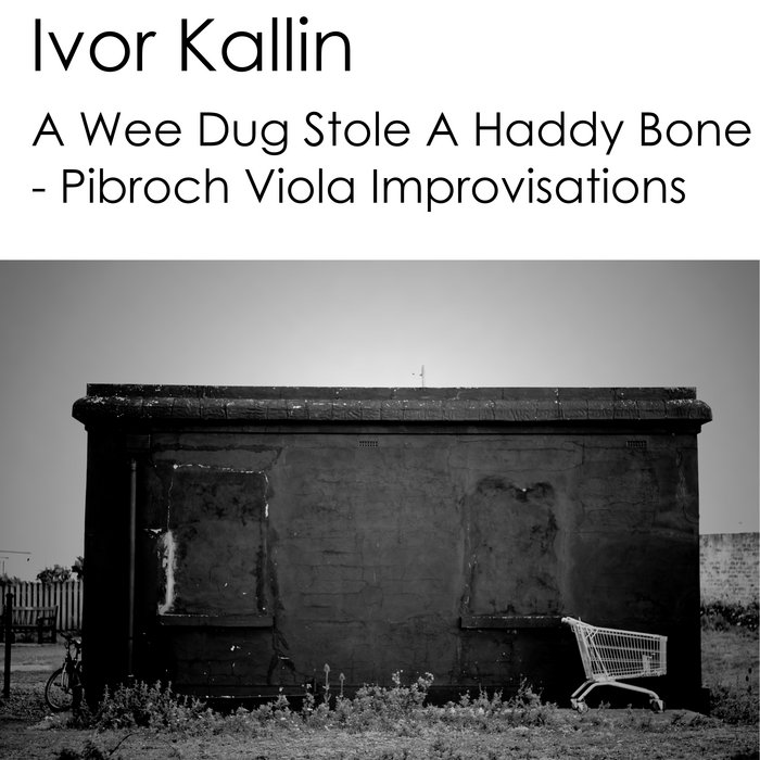 A Wee Dug Stole A Haddy Bone - Pibroch Viola Improvisations, by Ivor Kallin