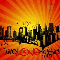 Life, Love & Music cover art