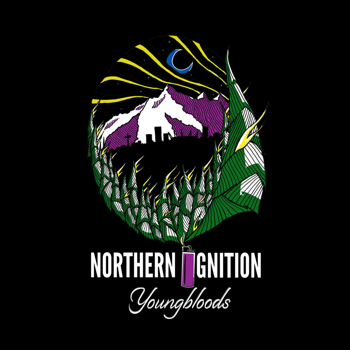 Youngbloods ep northern ignition by northern ignition hexwebz Images