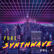 Pure Synthwave, Vol. 1 cover art