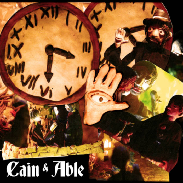 """Cain & Able"" Single + Bonus Songs cover art"