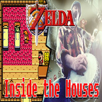 Zelda - Link's Awakening - Houses cover art