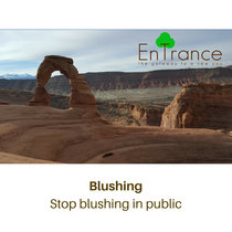 Blushing – Stop blushing in public cover art