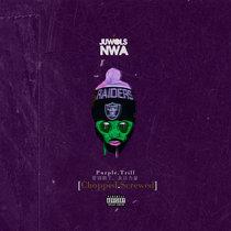 Purple.Trill [Chopped.Screwed] cover art