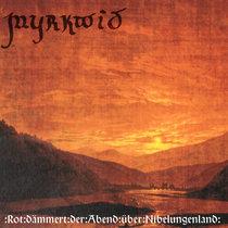 Rot dämmert der Abend über Nibelungenland cover art