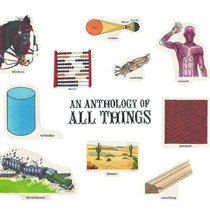 """""""An Anthology Of All Things"""" cover art"""