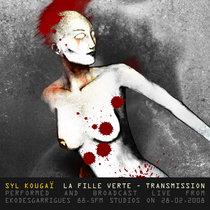 La fille verte - Transmission cover art