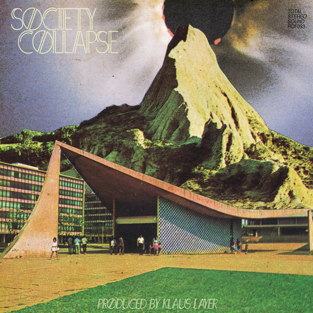 Klaus Layers - Society Collapse (Redefinition) $24.99