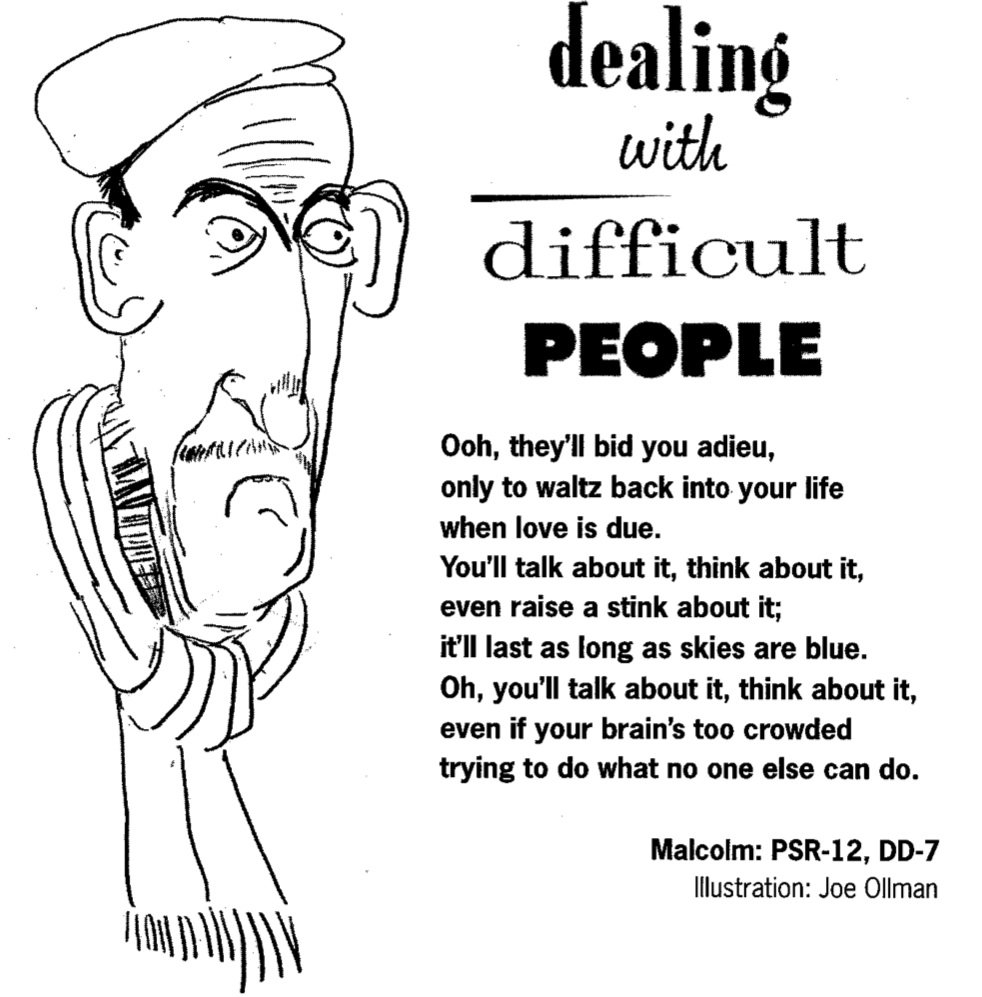 dealing with difficult people A short course on dealing with difficult people at work.