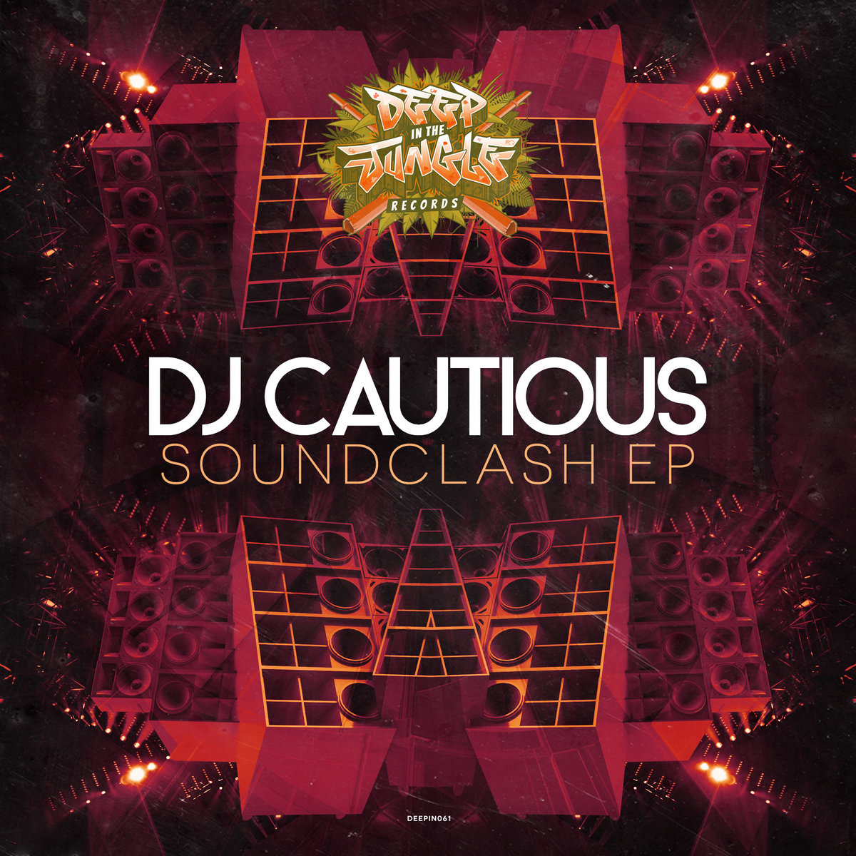 DEEPIN061 - DJ Cautious - Soundclash EP | Deep in The Jungle Records