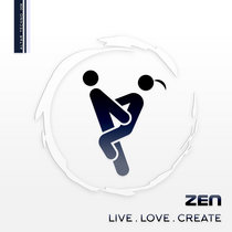 Live . Love . Create cover art