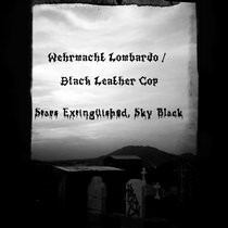 Stars Extinguished, Black Sky cover art